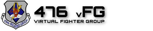 476th Virtual Fighter Group - Powered by vBulletin
